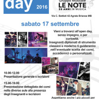 Open Day 2016/2017