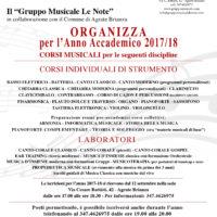 Iscrizioni 2017/2018 e OPEN DAY 23/9